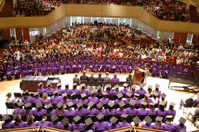 2010 School of Communication Convocation