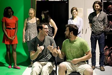 School of Communication offers Improv class