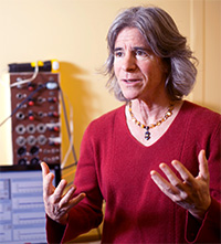 SoC professor Nina Kraus